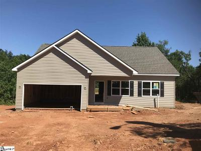 Greer Single Family Home For Sale: 225 Galena