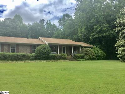 Spartanburg Single Family Home Contingency Contract: 810 West