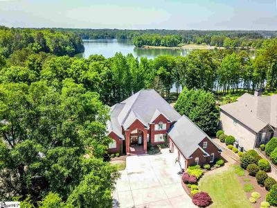 Anderson Single Family Home For Sale: 116 Willowbend