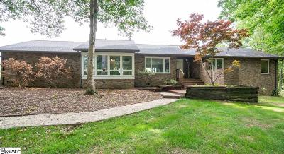 Simpsonville Single Family Home For Sale: 219 Bruce Farm