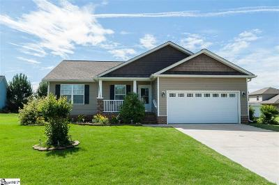 Greer Single Family Home For Sale: 4 Gladwin