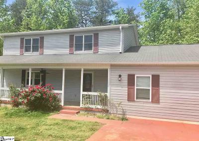 Greenville Single Family Home For Sale: 33 Blanche