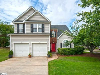 Greenville Single Family Home For Sale: 2 Sawley