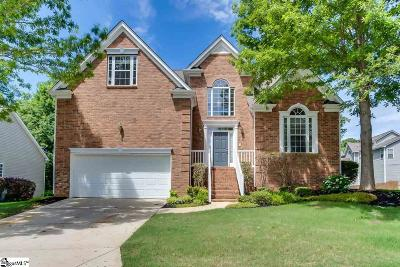 Simpsonville Single Family Home For Sale: 4 Nittany