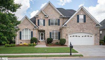 Simpsonville Single Family Home For Sale: 133 Holland Trace