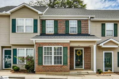 Mauldin Condo/Townhouse Contingency Contract: 419 E Butler #18