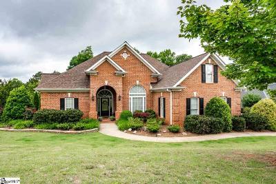 Inman Single Family Home For Sale: 418 Tangleridge