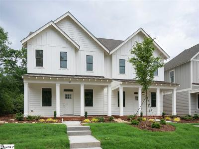 Travelers Rest Condo/Townhouse Contingency Contract: 25 Center