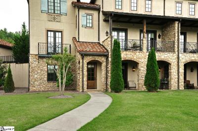 Travelers Rest Condo/Townhouse For Sale: 144 Botanical