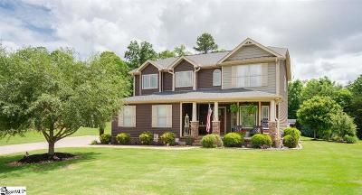 Travelers Rest SC Single Family Home For Sale: $309,000