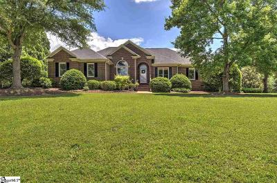 Duncan SC Single Family Home For Sale: $357,900