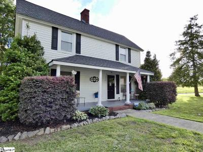 Greer Single Family Home Contingency Contract: 334 Victor