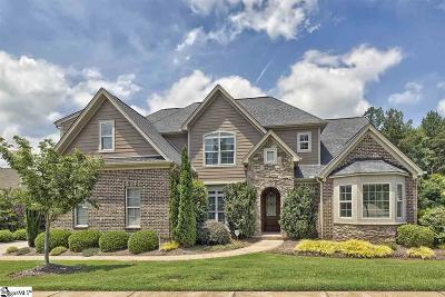 Simpsonville Single Family Home Contingency Contract: 220 Weatherstone