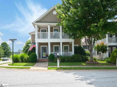 Simpsonville Single Family Home For Sale: 408 Hayworth