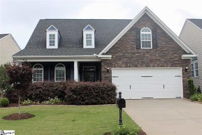 Greenville Single Family Home For Sale: 12 Weston Brook
