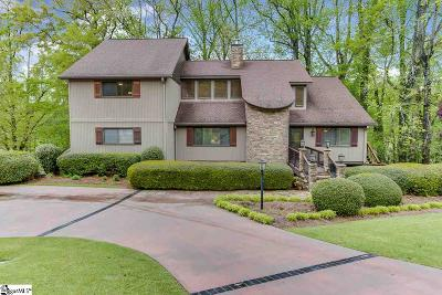 Easley Single Family Home For Sale: 208 Pine Ridge