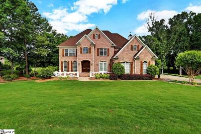 Greer Single Family Home Contingency Contract: 394 Crepe Myrtle