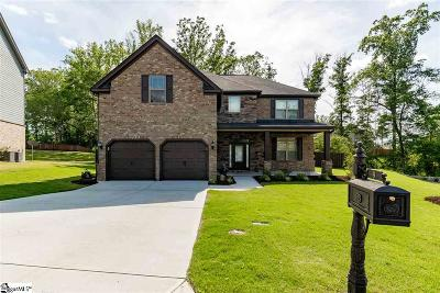 Simpsonville Single Family Home Contingency Contract: 9 Via Roma