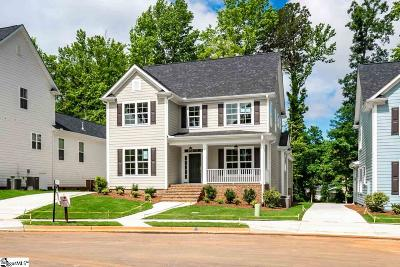 Greenville Single Family Home For Sale: 27 Highcroft