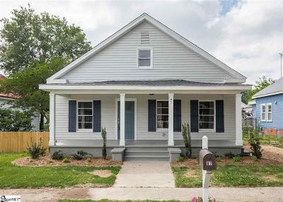 Greenville Single Family Home For Sale: 67 Smythe