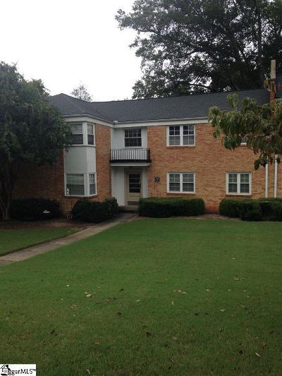 Greenville Rental For Rent: 100 Lewis #22C