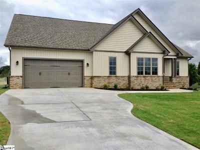 Greer Single Family Home For Sale: 220 Titan