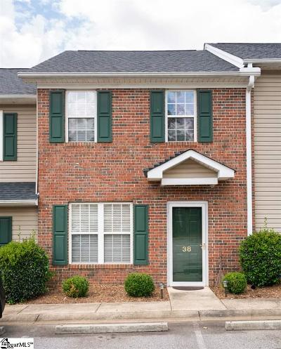 Mauldin Condo/Townhouse For Sale: 419 E Butler