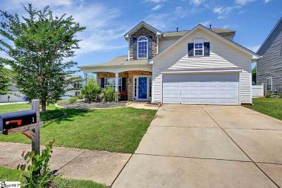 Simpsonville Single Family Home For Sale: 1 Maurice