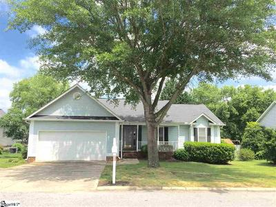 Fountain Inn Single Family Home Contingency Contract: 8 Fitzpatrick