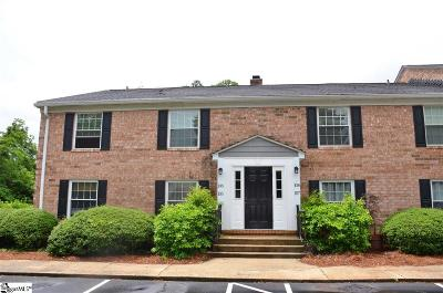 Greenville Condo/Townhouse Contingency Contract: 925 Cleveland #Unit 106