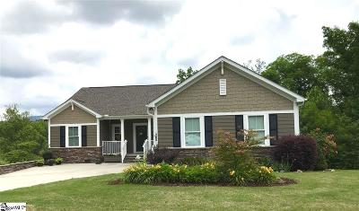 Travelers Rest Single Family Home For Sale: 300 Wedge