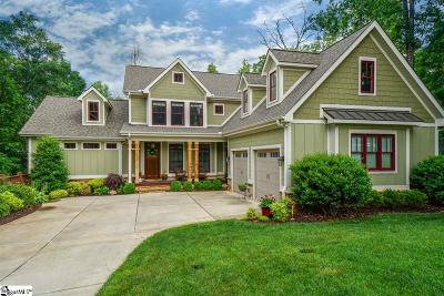 Piedmont Single Family Home Contingency Contract: 100 Riverlook
