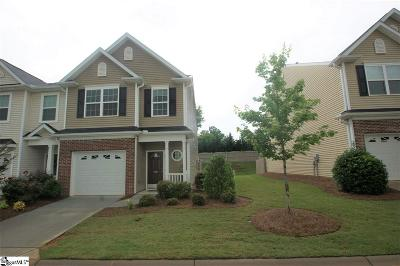 Simpsonville Condo/Townhouse Contingency Contract: 209 Shady Grove #Unit 8F