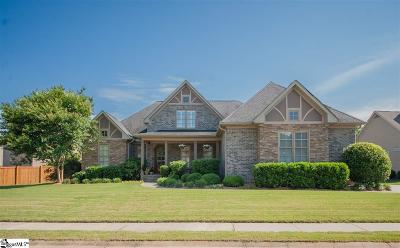 Simpsonville Single Family Home For Sale: 111 Candleston
