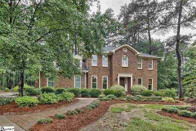 Spartanburg Single Family Home For Sale: 226 Longleaf