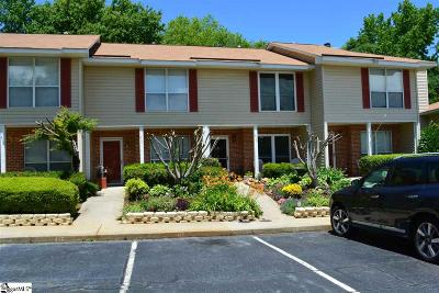 Mauldin Condo/Townhouse Contingency Contract: 309 Miller #Unit 416
