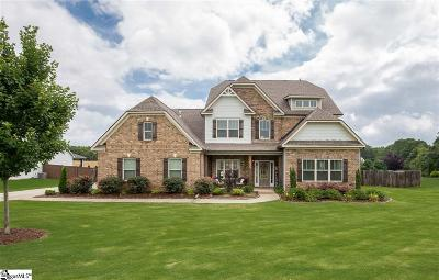 Simpsonville Single Family Home Contingency Contract: 201 Angeline