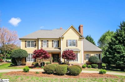 Greenville Single Family Home Contingency Contract: 501 Meadowsweet