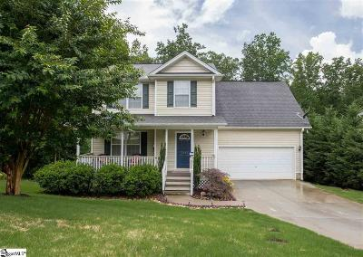 Greenville SC Single Family Home For Sale: $184,900