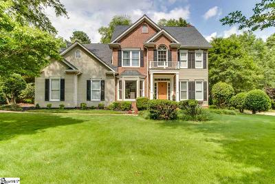 Easley Single Family Home Contingency Contract: 734 Shefwood
