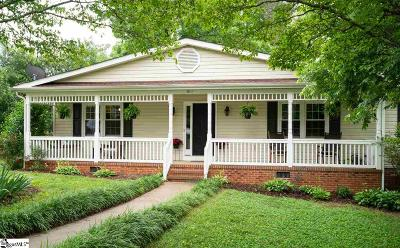 Greenville County Single Family Home For Sale: 311 Longstreet