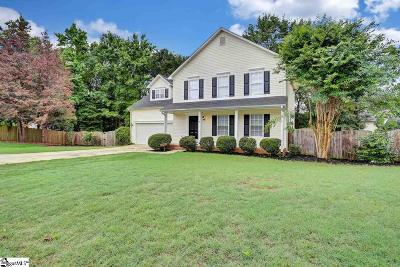 Mauldin Single Family Home For Sale: 5 Old Hastings