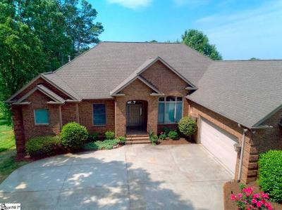 Anderson Single Family Home For Sale: 207 Edgewater