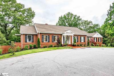 Greenville Single Family Home For Sale: 312 Duvall