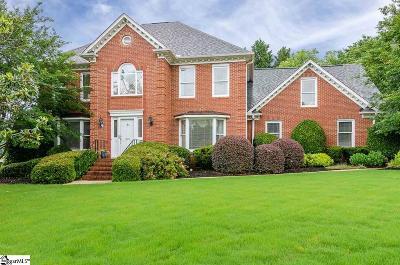 Greer Single Family Home For Sale: 225 E Shallowstone