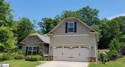 Mauldin Single Family Home Contingency Contract: 306 Youngers