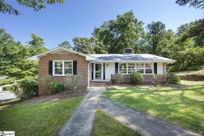 Augusta Road Single Family Home For Sale: 25 Westbrook