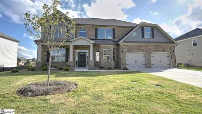 Simpsonville Single Family Home For Sale: 203 Birchdale