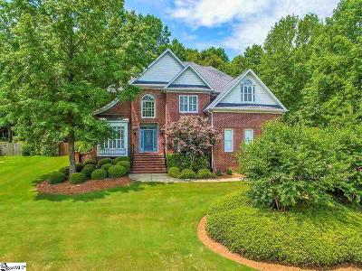 Simpsonville Single Family Home For Sale: 112 Legends