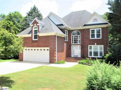 Greenville SC Single Family Home Contingency Contract: $285,000